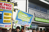Walmart and the Washington disconnect