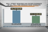 Wall Street bonuses exceed all minimum...