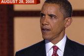 Despite follow-through, Obama remained...