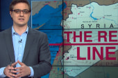 Did Syria cross Obama's red line?