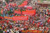May Day in Bangladesh