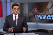 Chris Hayes's commentary on Israel and Hamas