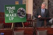 Sen. Sheldon Whitehouse's climate change...