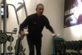 Obama's workout plan