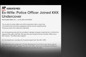 Florida cops and alleged ties to the KKK