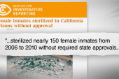 California prison doctors illegally...