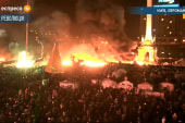 Deadly clashes continue in Kiev