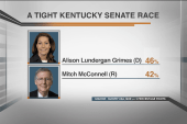 Could Mitch McConnell go down in Kentucky?