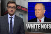 Fox's Bill O'Reilly loses it when talking...