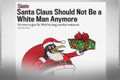The fear of a black Santa continues