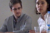 Edward Snowden resurfaces in Moscow