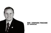 Meet Rep. Steve Fincher, running the country