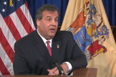 Where are Christie's political allies?
