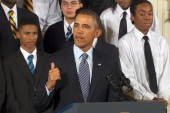 Obama launches effort toward young men of...