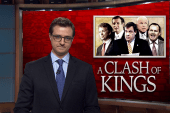 A clash of kings in the GOP