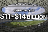 The corruption behind the World Cup