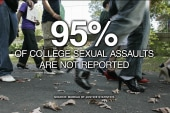 Sexual assault epidemic on college campuses