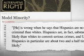 Controversial Heritage immigration study...