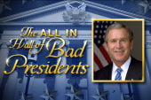 Is George W. Bush our worst president?