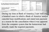 Bank of America employee: 'We were told to...