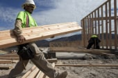 Housing starts on the rise