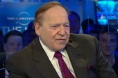 Adelson makes it rain to stop online gambling