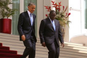 Obama in Africa: Trade and symbolism