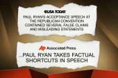 Media calls out Ryan's 'ideological amnesia'