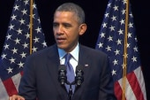 President Obama's inequality speech