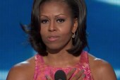 Michelle Obama, 'mom-in-chief'