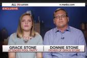 Exclusive: McKinney eyewitness speaks out