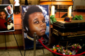 A community lays Michael Brown to rest