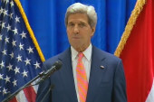 Kerry in Iraq as ISIS gains more ground