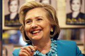 Hillary Clinton makes more 2016 news