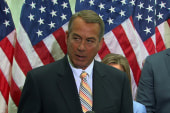 Why is Boehner suing the President again?