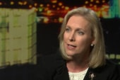 Sen. Gillibrand joins for exclusive interview