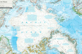 Arctic ice melt forces change to atlases