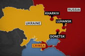 Tensions high once again in Ukraine