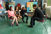 After decades, a Brooklyn school integrates