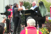 Bernie Sanders v. Black Lives Matter
