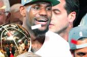 LeBron James' triumphant return