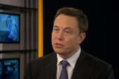 Elon Musk talks Tesla and climate change