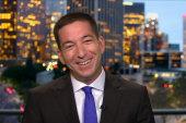 Glenn Greenwald on Oscar win, 'treason' joke