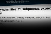 20 subpoenas issued in Christie investigation
