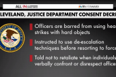 Cleveland, DOJ come to agreement on police...