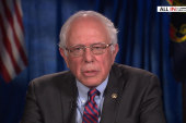 Sanders: Fighting racism, bigotry motives me