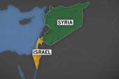 Israel launches airstrikes inside Syria