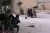 Israel strikes inside Syria, hits military...