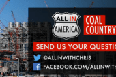 Got questions for Chris Hayes on coal?