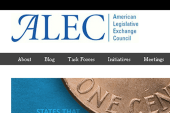 Exclusive: How ALEC serves the right